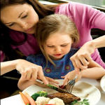 Monitor comedor escolar
