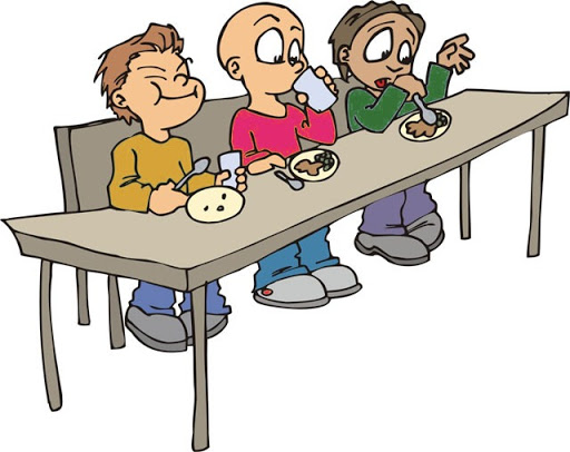 Bibliopazos 13 09 for Dibujos para comedor escolar